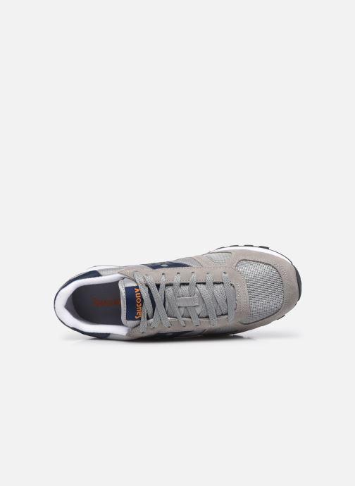 Sneaker Saucony Shadow Original M grau ansicht von links