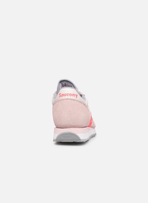 Sneakers Saucony Jazz Original W Roze rechts