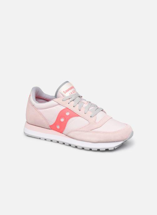 Sneakers Saucony Jazz Original W Roze detail