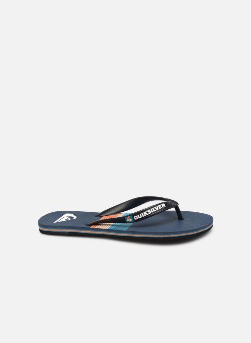 Slippers Quiksilver Molokai Season Blauw detail