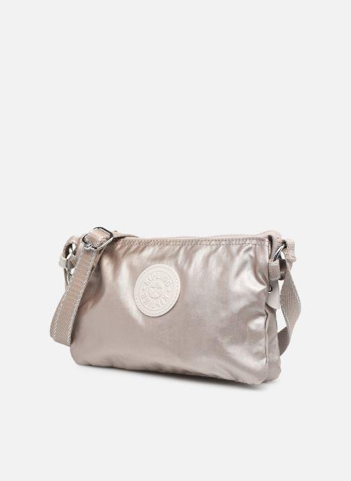 Handtaschen Kipling CREATIVITY XB gold/bronze schuhe getragen