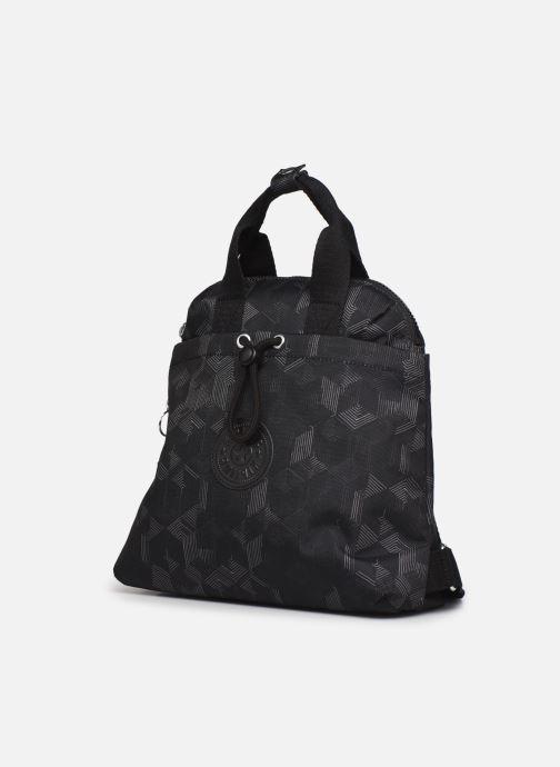 Handtaschen Kipling GOYO MINI grau schuhe getragen