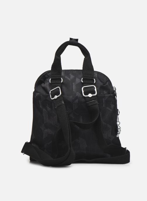 Handtaschen Kipling GOYO MINI grau ansicht von vorne