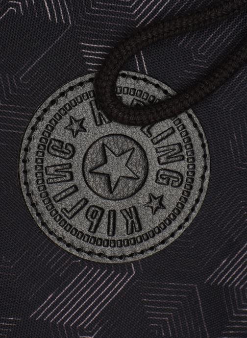Handtaschen Kipling GOYO MINI grau ansicht von links
