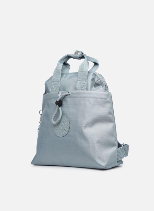 Handtaschen Kipling GOYO MINI blau schuhe getragen