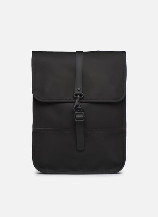 Sacs à dos Rains  Backpack Micro Noir vue détail/paire