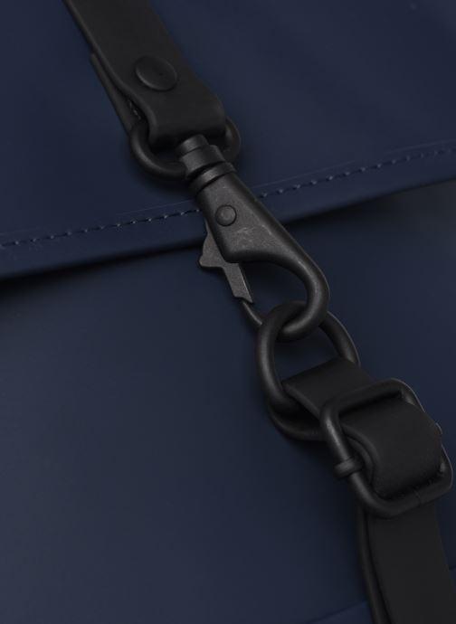Rucksäcke Rains  Backpack Micro blau ansicht von hinten