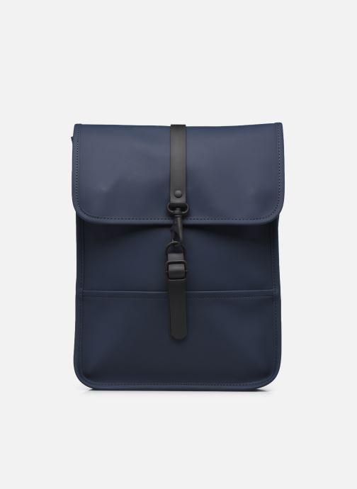 Rucksäcke Rains  Backpack Micro blau detaillierte ansicht/modell