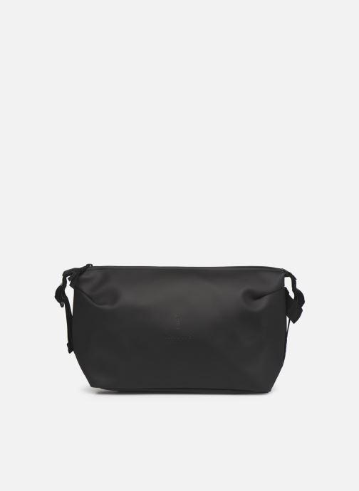 Bagage Rains  Weekend Wash Bag Zwart detail