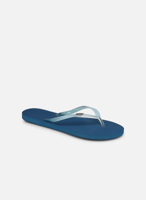 Slippers Roxy Viva Gradient Blauw detail