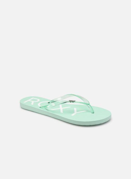 Slippers Roxy Viva Jelly Blauw detail