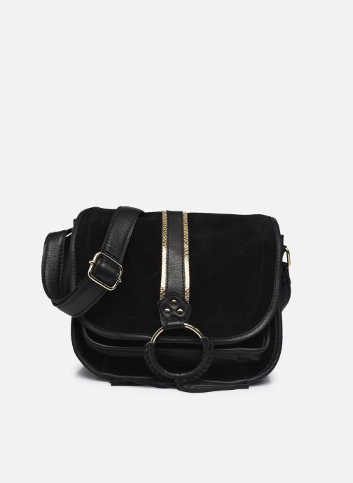 Borse Borse GRY LEATHER CROSS BODY