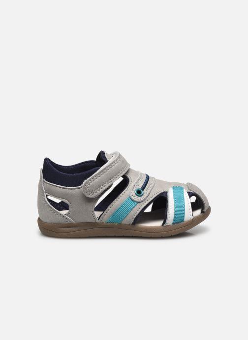 Sandalen Vertbaudet BG - Sandale bout couvert grau ansicht von hinten
