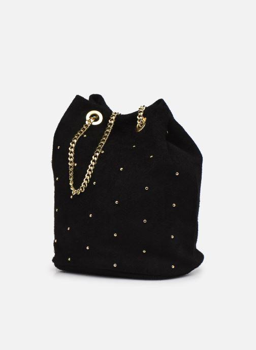 Handtaschen Georgia Rose Maena schwarz schuhe getragen