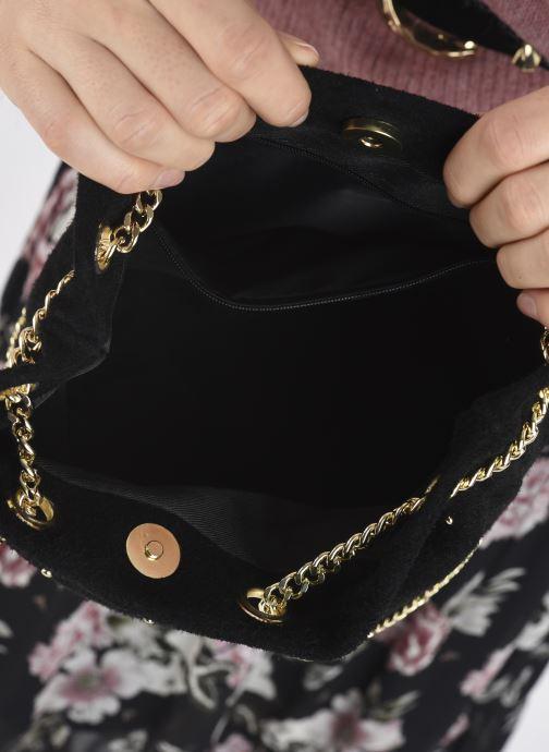 Handtaschen Georgia Rose Maena schwarz ansicht von hinten