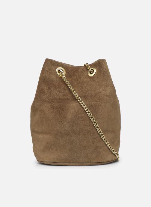 Handtaschen Georgia Rose Maena beige ansicht von vorne