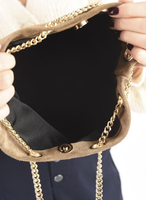 Handtaschen Georgia Rose Maena beige ansicht von hinten
