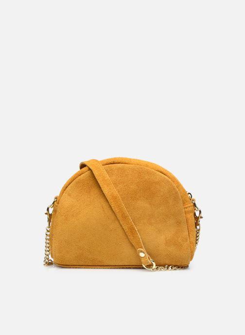Handtaschen Georgia Rose Marisol gelb ansicht von vorne