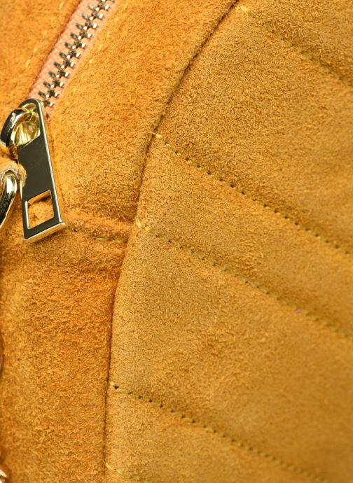 Bolsos de mano Georgia Rose Marisol Amarillo vista lateral izquierda