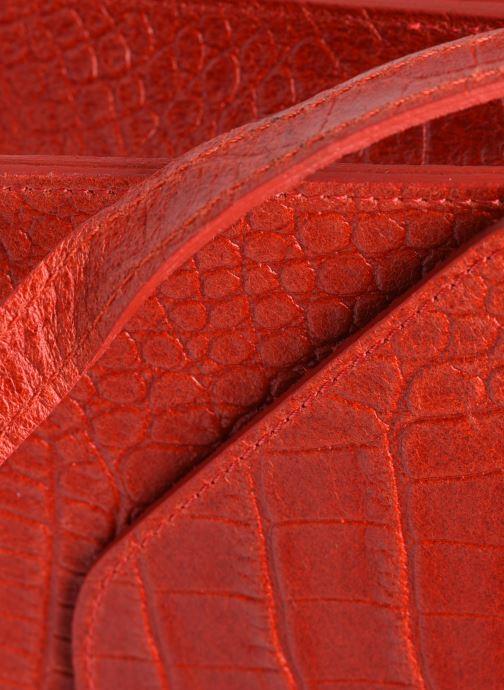 Handtaschen Georgia Rose Mafalda rot ansicht von links