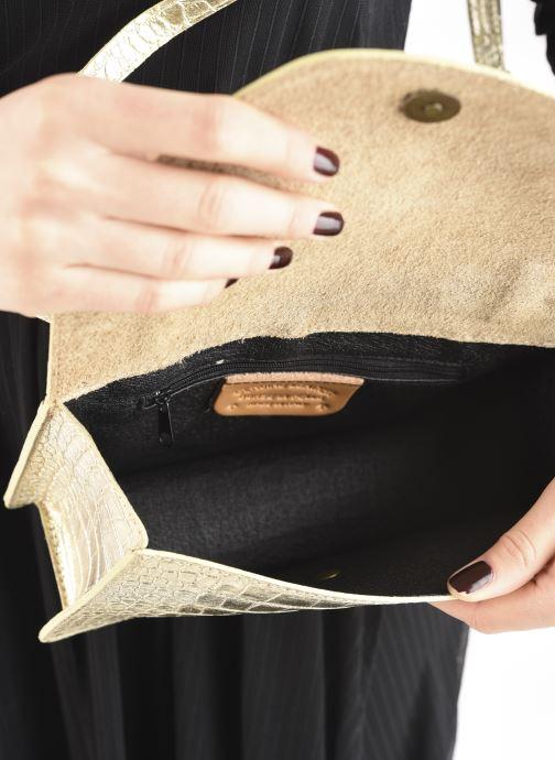 Borse Georgia Rose Mafalda Oro e bronzo immagine posteriore