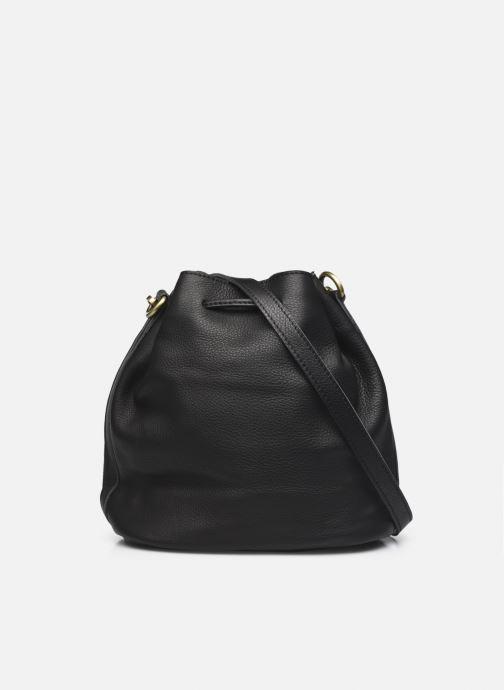 Handtaschen Georgia Rose Madeline schwarz ansicht von vorne