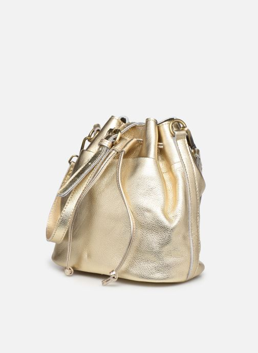 Handtaschen Georgia Rose Madeline gold/bronze schuhe getragen
