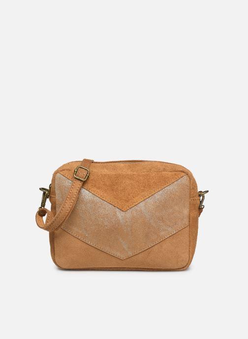Handtaschen Georgia Rose Mélodie braun detaillierte ansicht/modell