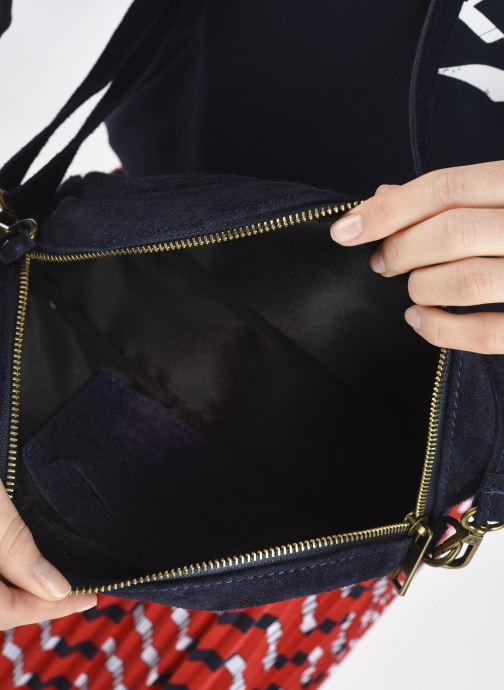 Handtaschen Georgia Rose Mélodie blau ansicht von hinten