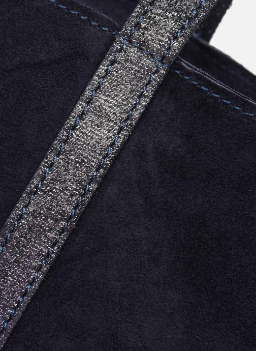 Bolsos de mano Georgia Rose Maeli Azul vista lateral izquierda