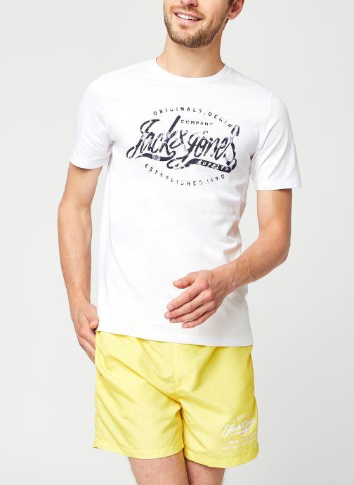 Vêtements Accessoires Jorbrink Tee Ss Crew Neck Ka