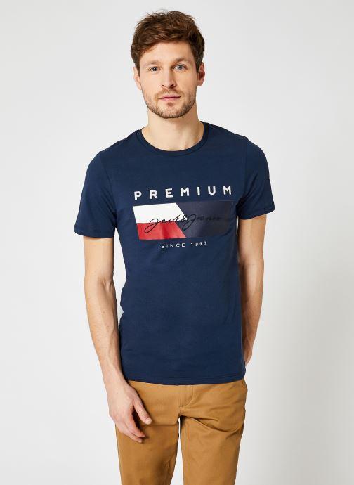T-shirt - Jprbluflow Tee Ss Crew Neck Ka