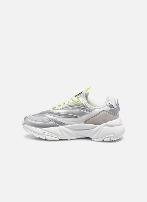 Sneakers FILA VenomRush M W Zilver voorkant