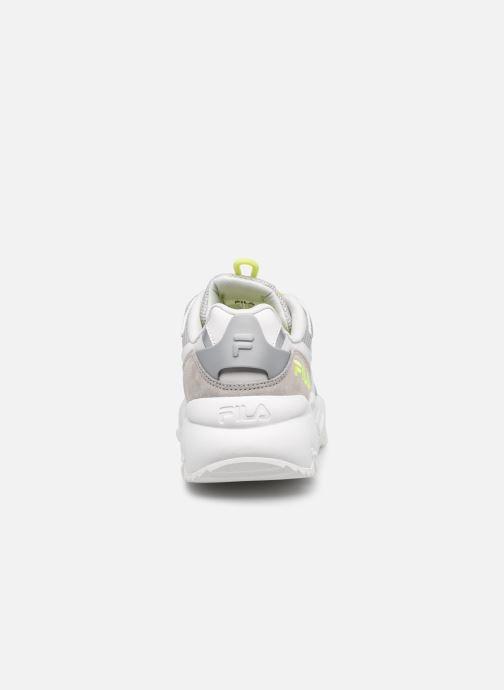 Sneakers FILA VenomRush M W Zilver rechts