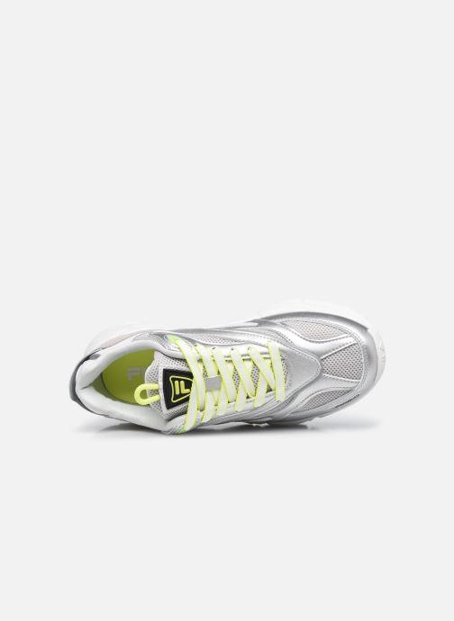 Sneaker FILA VenomRush M W silber ansicht von links