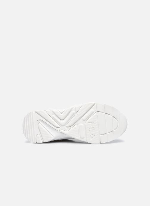 Sneaker FILA VenomRush M W silber ansicht von oben