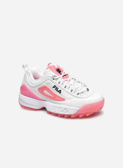 Sneaker FILA Disruptor Premium W rosa detaillierte ansicht/modell
