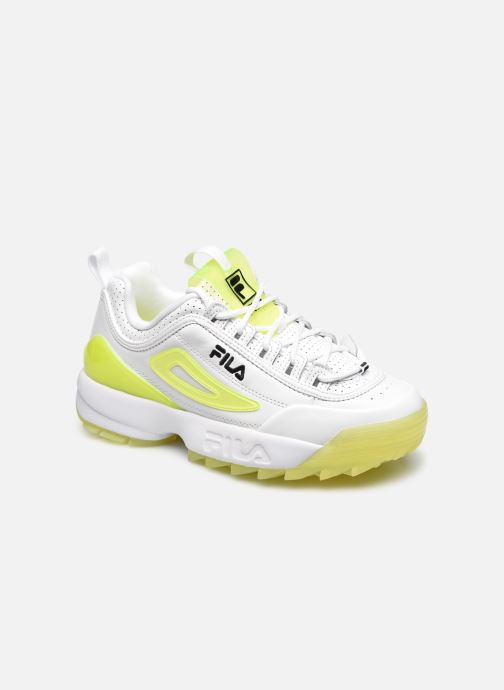 Sneakers FILA Disruptor Premium W Geel detail