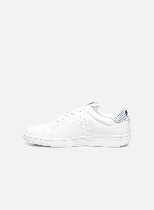 Sneakers FILA Crosscourt 2 NT W Wit voorkant