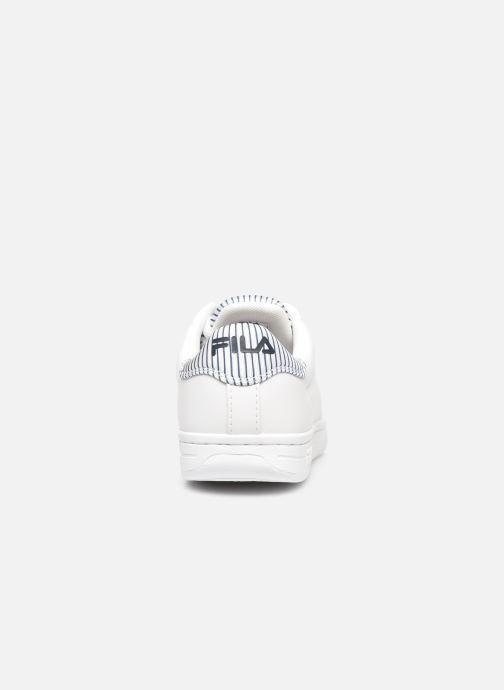 Sneakers FILA Crosscourt 2 NT W Wit rechts