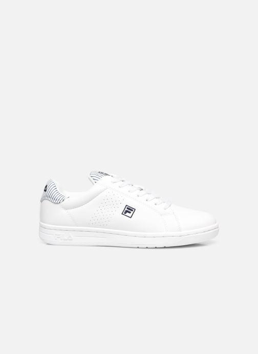 Sneakers FILA Crosscourt 2 NT W Wit achterkant