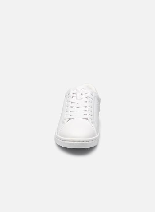 Sneakers FILA Crosscourt 2 F low W Bianco modello indossato