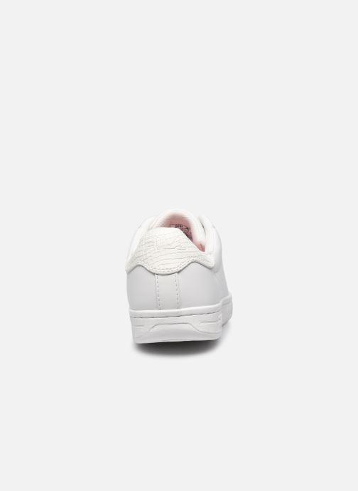 Sneakers FILA Crosscourt 2 F low W Wit rechts