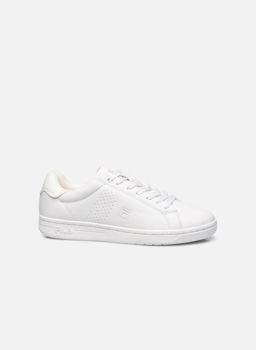Sneakers FILA Crosscourt 2 F low W Wit achterkant