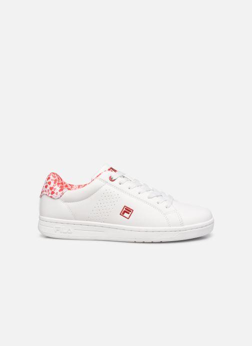 Sneaker FILA Crosscourt 2 F low W weiß ansicht von hinten