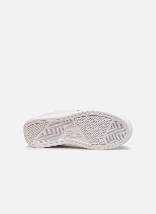 Sneaker FILA Crosscourt 2 F low W weiß ansicht von oben