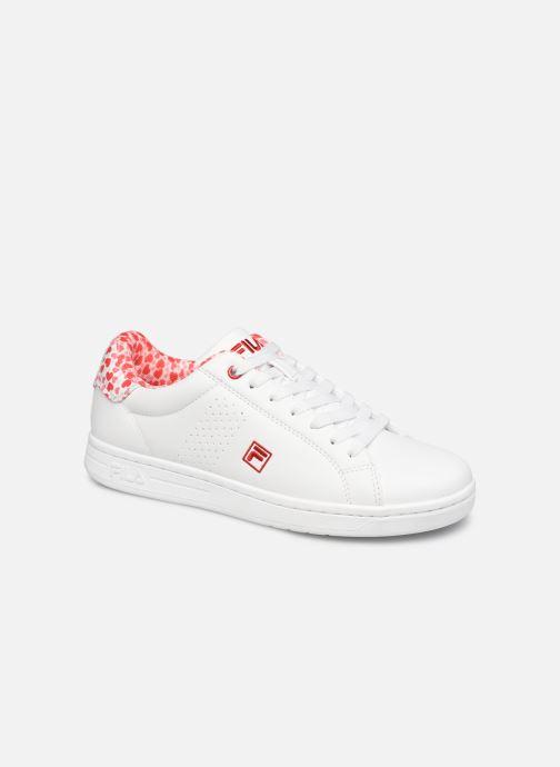 Sneaker FILA Crosscourt 2 F low W weiß detaillierte ansicht/modell