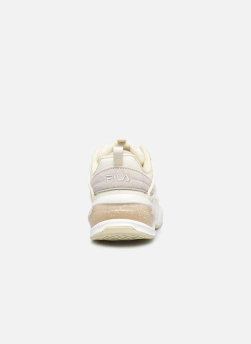 Sneaker FILA Spettro X W weiß ansicht von rechts