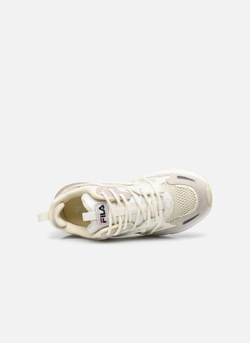 Sneaker FILA Spettro X W weiß ansicht von links