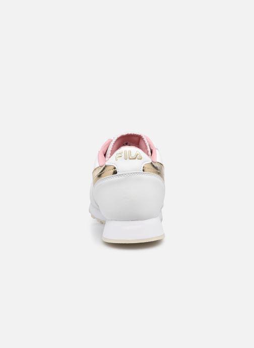 Sneaker FILA Orbit F low W weiß ansicht von rechts